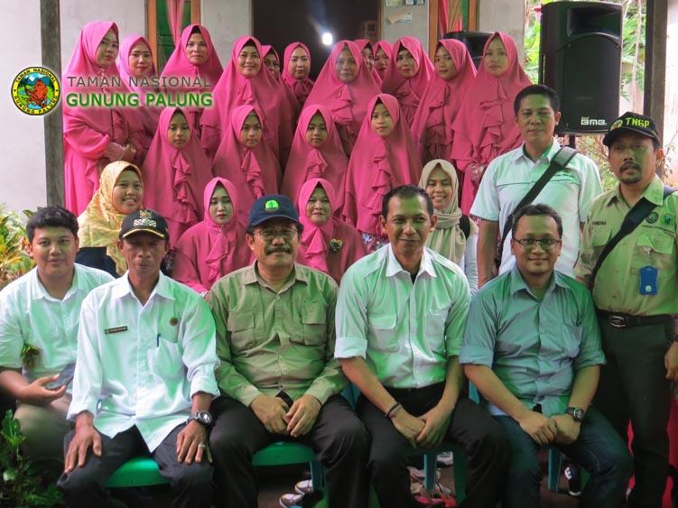 Balai TNGP bersama BRG untuk Masyarakat Peduli Lahan Gambut